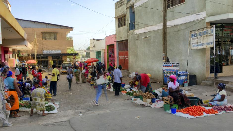 Sicherheit in Tansania