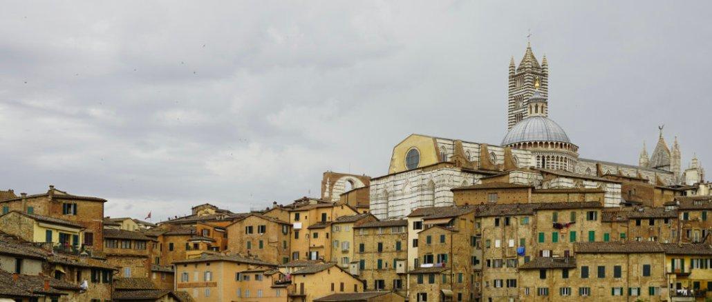 Siena in der Toskana
