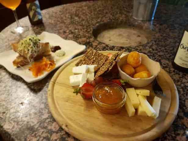Saarema: lokale producten