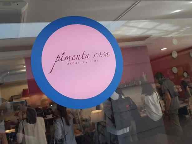 Porto restaurant Pimenta Rosa