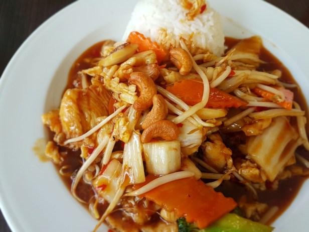 Aziatisch eten in Hamburg: bij Chinees Hamburg am Fleet kun je heerlijk eten voor weinig geld
