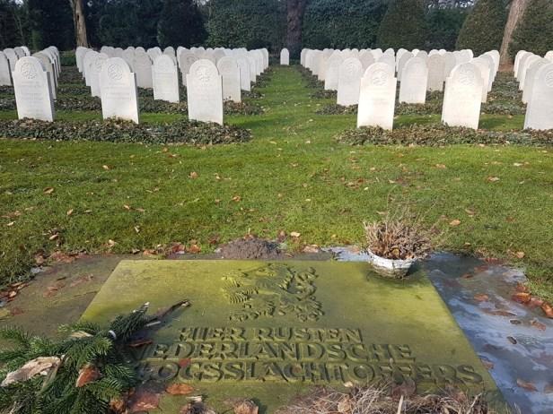 Nederlands ereveld te Hamburg-Ohlsdorf, de erebegraafplaats op Friedhof Ohlsdorf