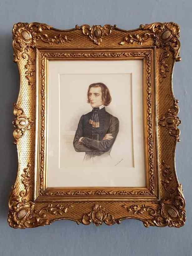 Weimar Frans Liszt