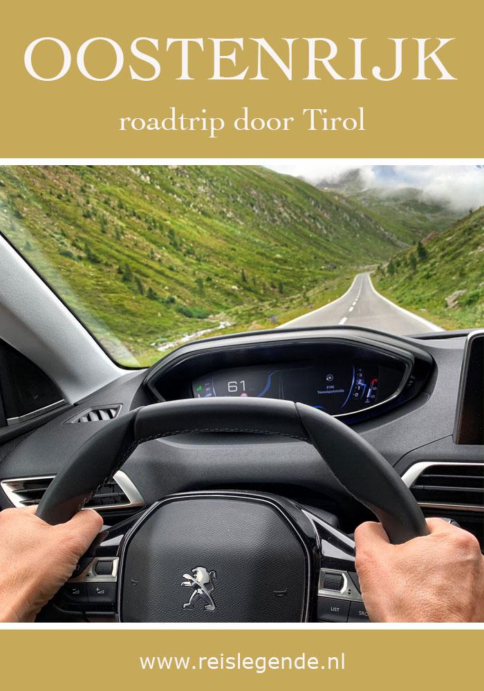 Oostenrijk roadtrip door Tirol - Reislegende.nl