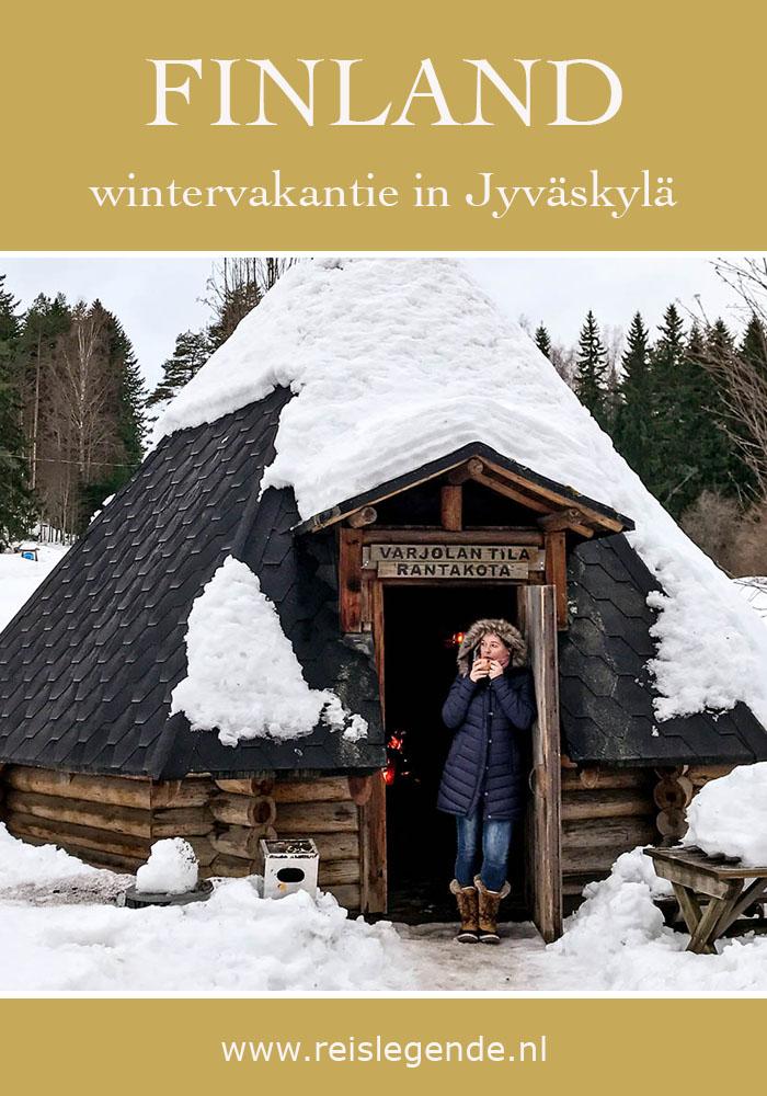 Wat te doen in de buurt van Jyväskylä, Finland (winter) - Reislegende.nl