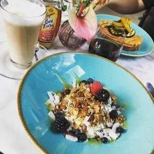 Benji's Amsterdam lunchen