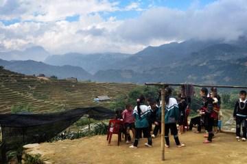 Sapa Vietnam begrafenisritueel