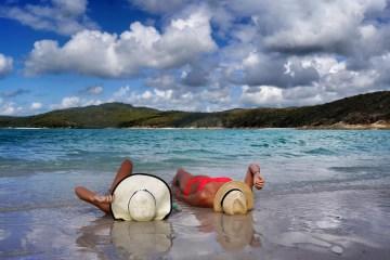 Yoga Nidra: relaxen op het strand