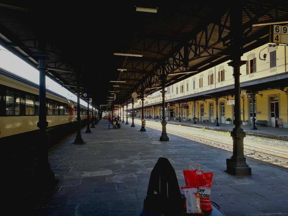 station Domodossola
