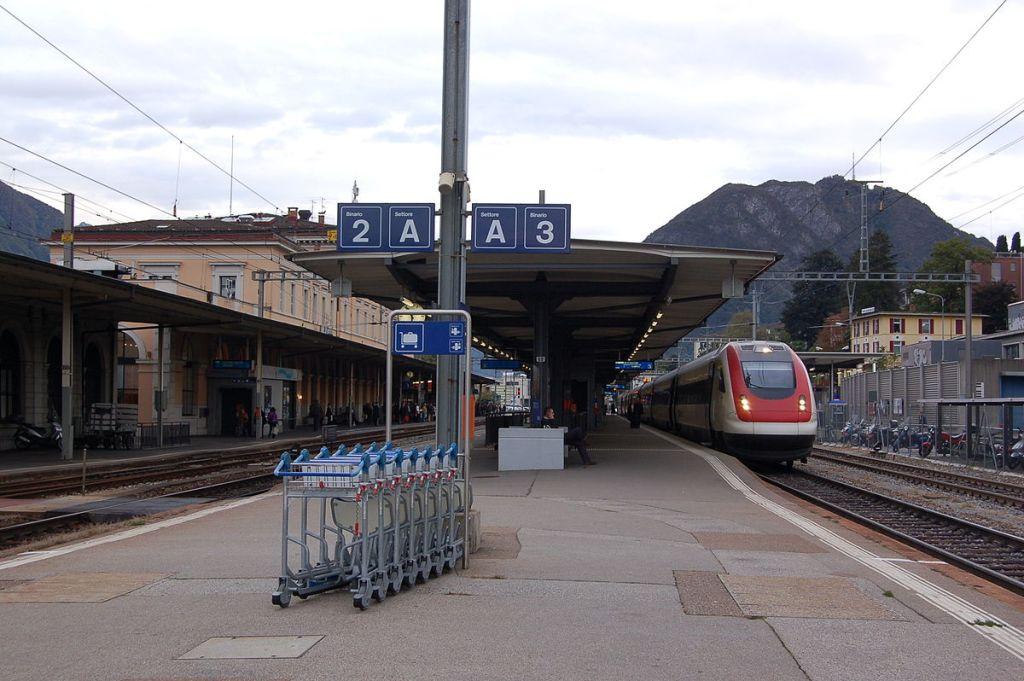 Station Lugano