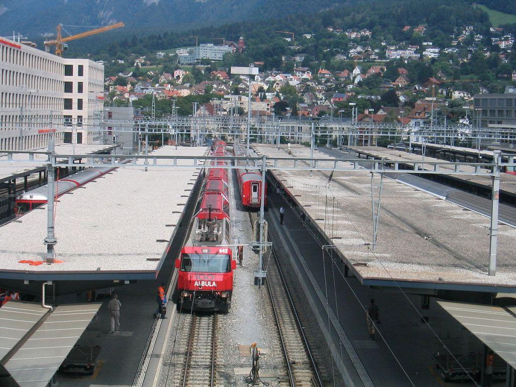 Station Chur