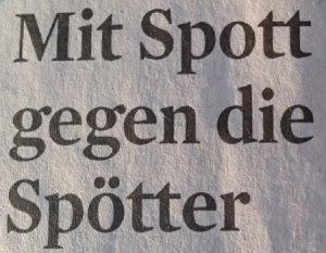 KStA_30.08.2016_Spötter-Spott