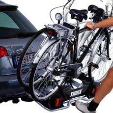 Trzecia tablica na bagażnik rowerowy