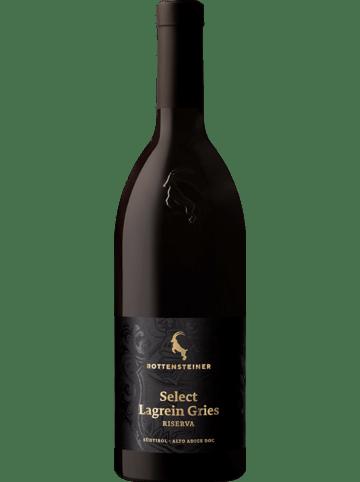 lagrein-select wijnfles foto