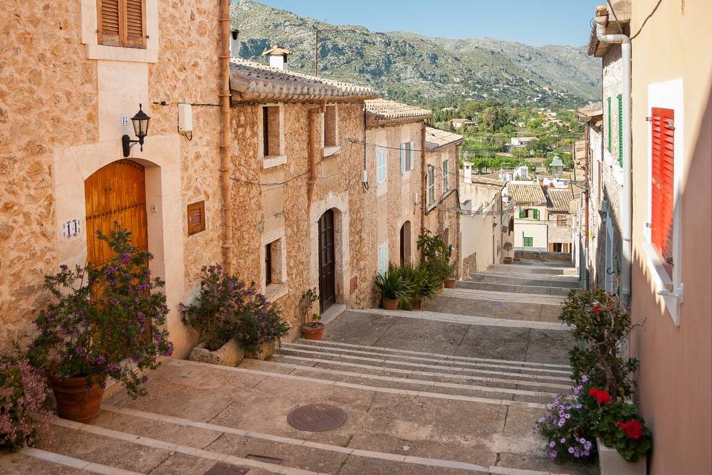 Nyd Mallorca i oktober