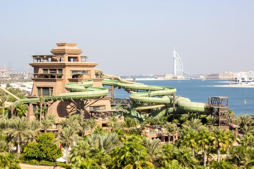 Aqua Park i Dubai