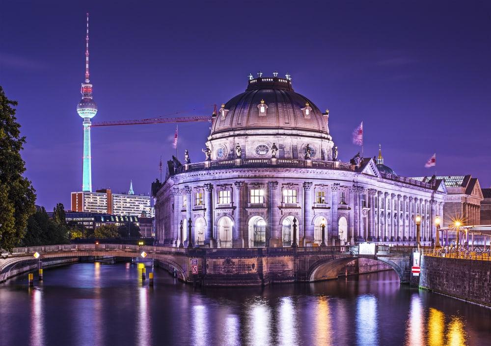 Museumsøen i Berlin i Tyskland
