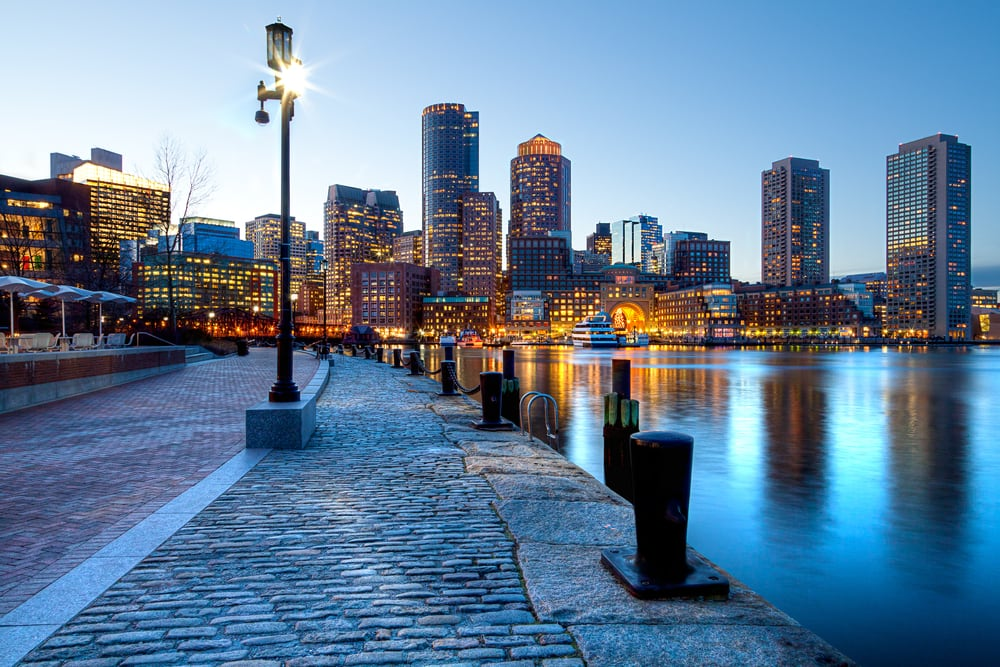 Boston - Massachusetts