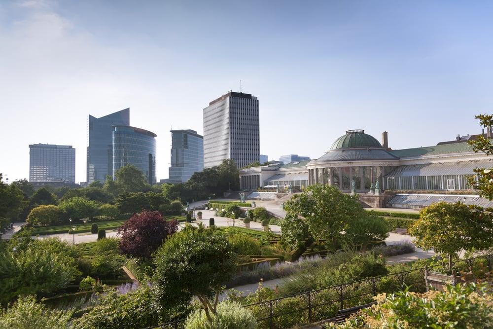 Botanisk have i Bruxelles