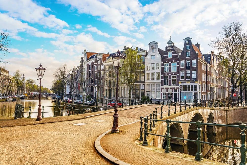 Hold efterårsferie i Amsterdam