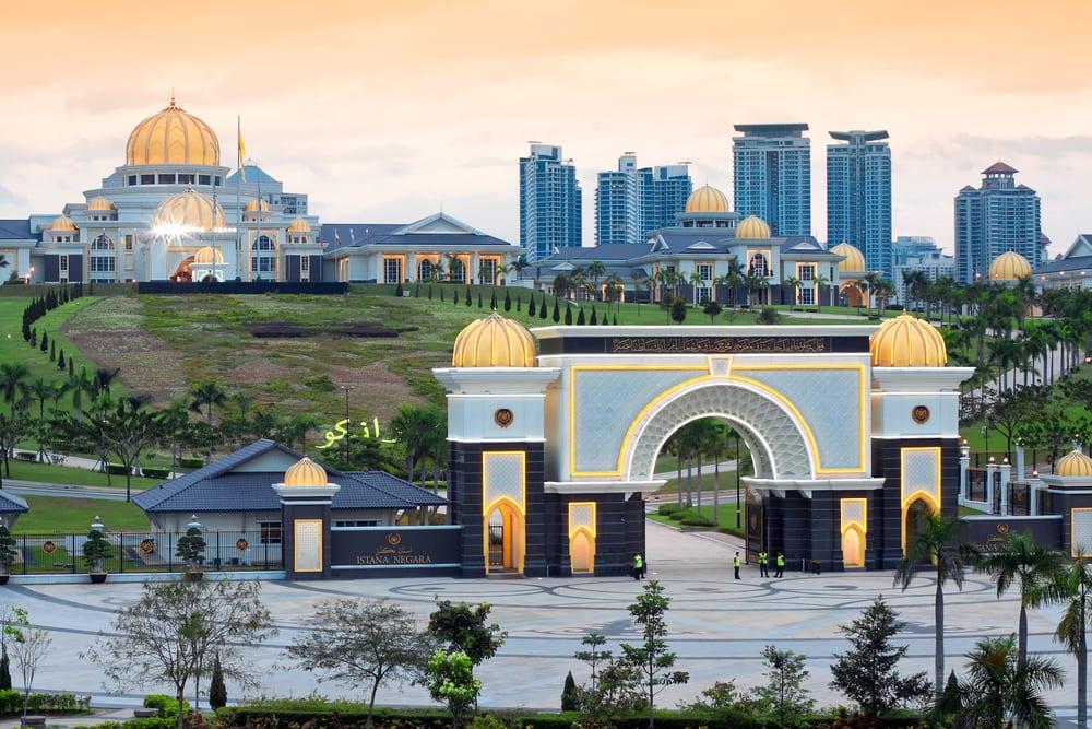 Sstana Negara i Kuala Lumpur