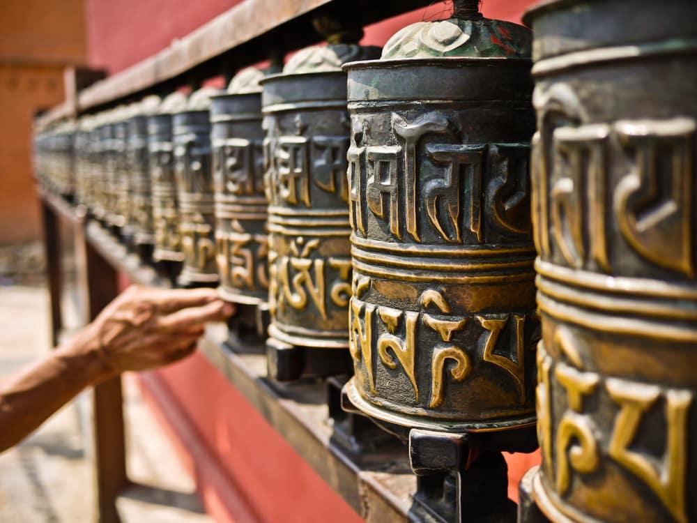 Katmandu i Nepal
