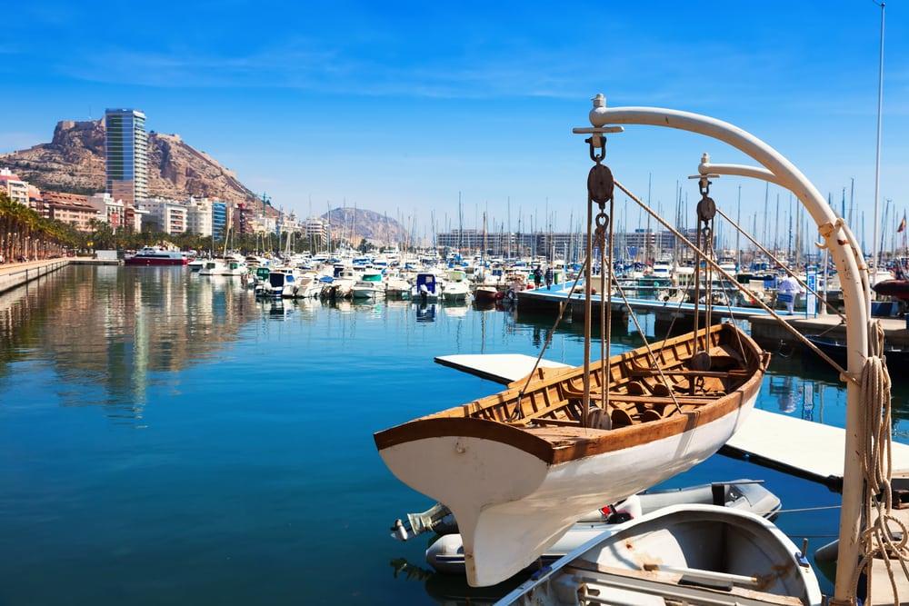 Ferieparadiset Alicante i Spanien