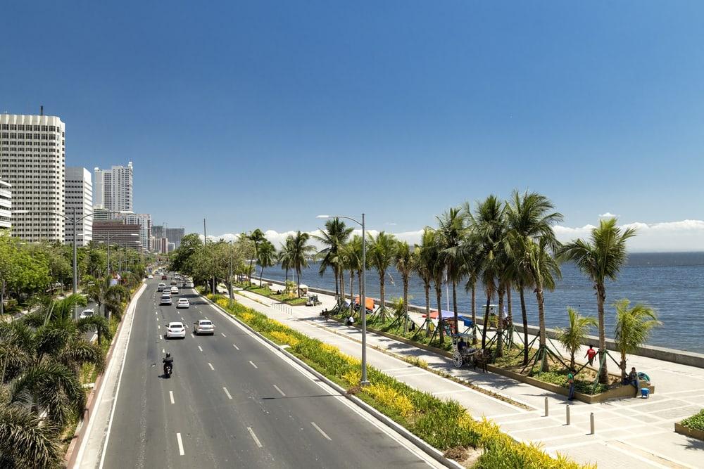 Manila i Filippinerne