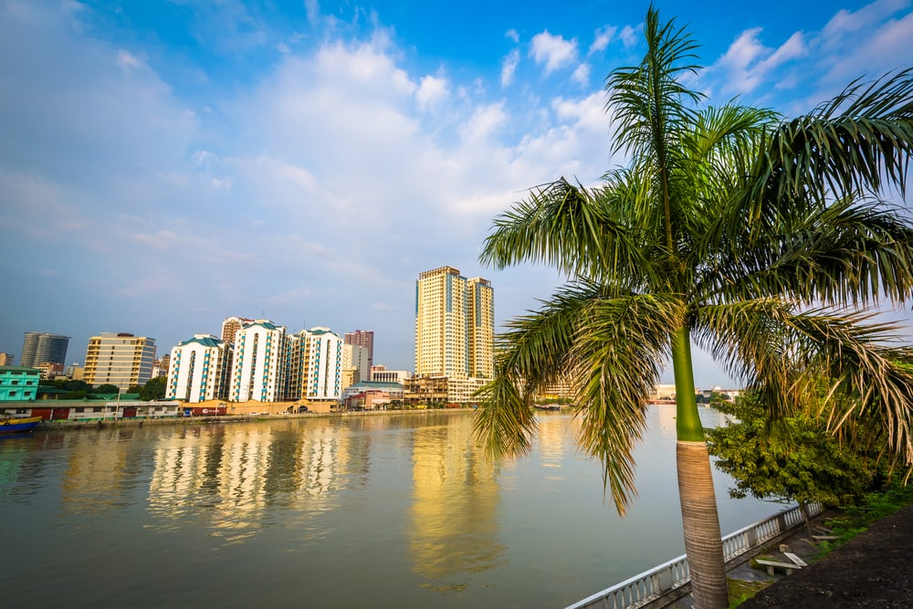 Pasig - Manila i Filippinerne