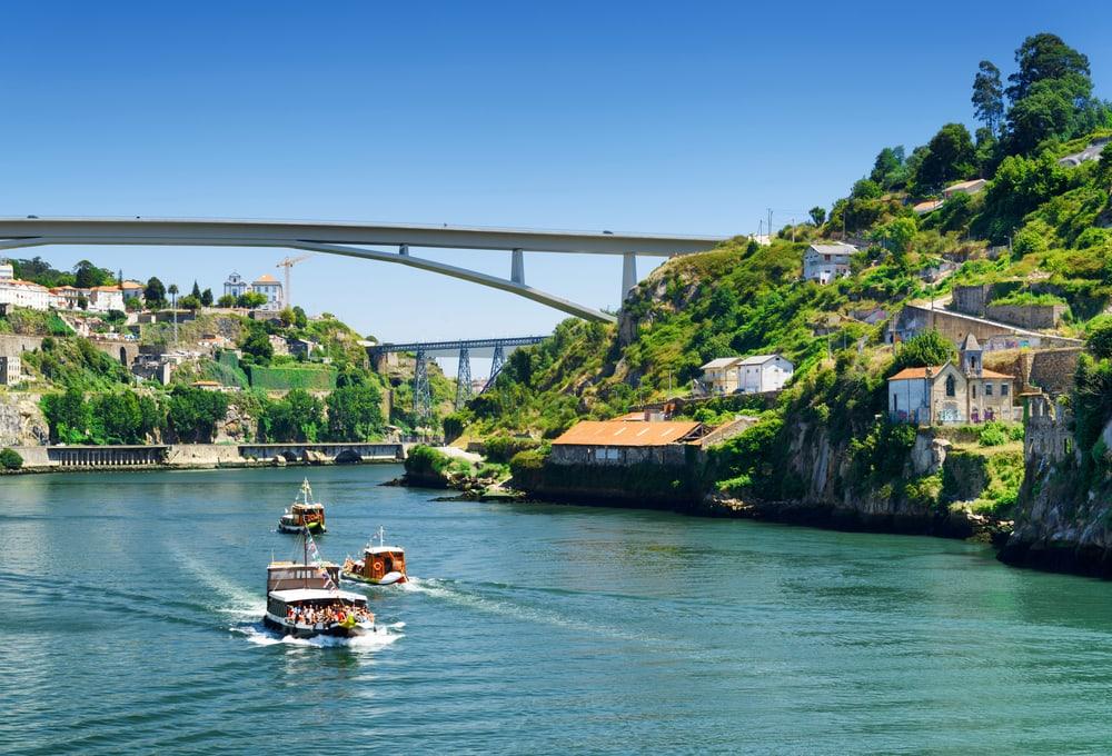 Porto - Douro Floden