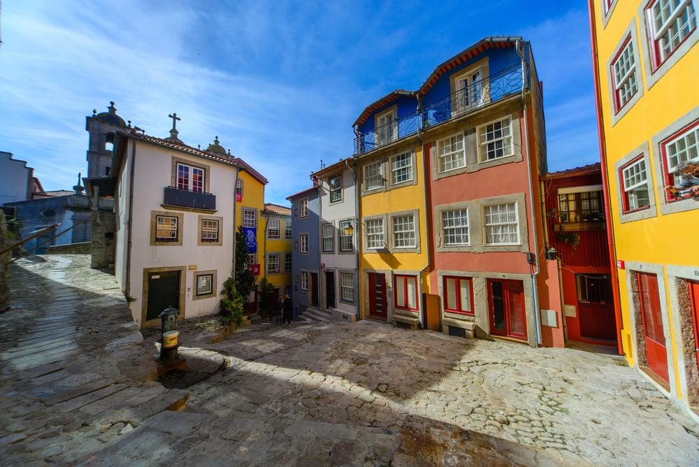 Charmerende bygningsværker i Porto