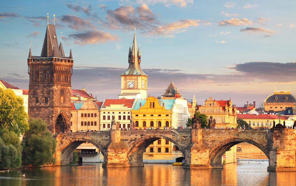 Prag i efterårsferien 2016