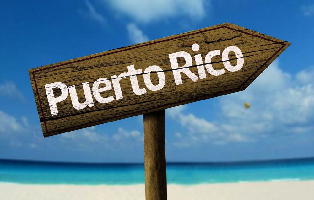 Ferie i Puerto Rico