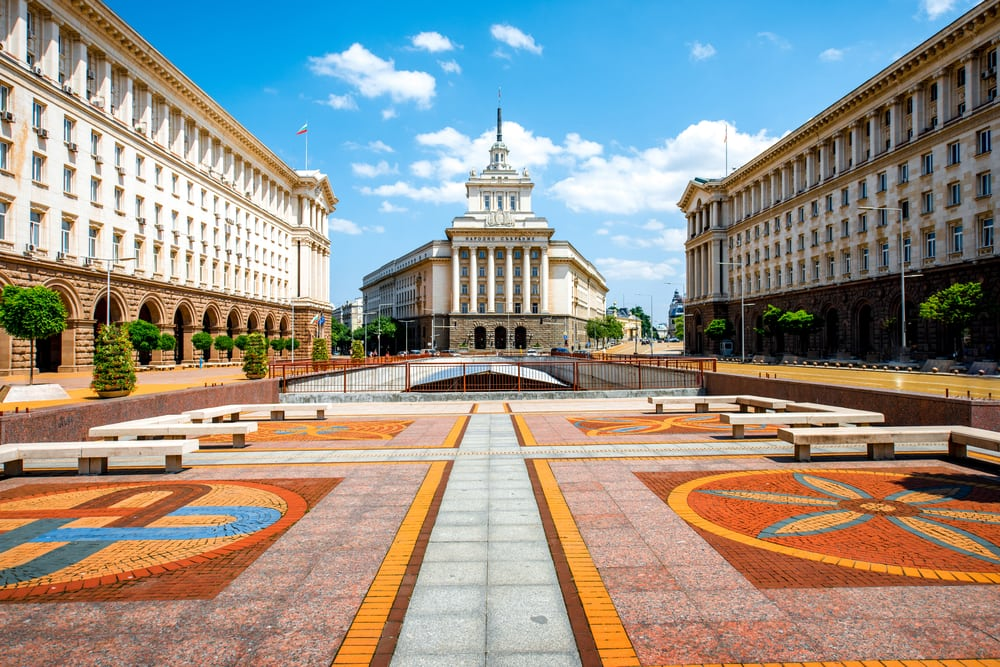 Bulgariens hovedstad Sofia
