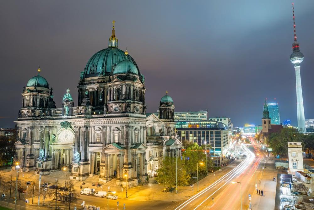 Berliner Dom - Berlin i Tyskland