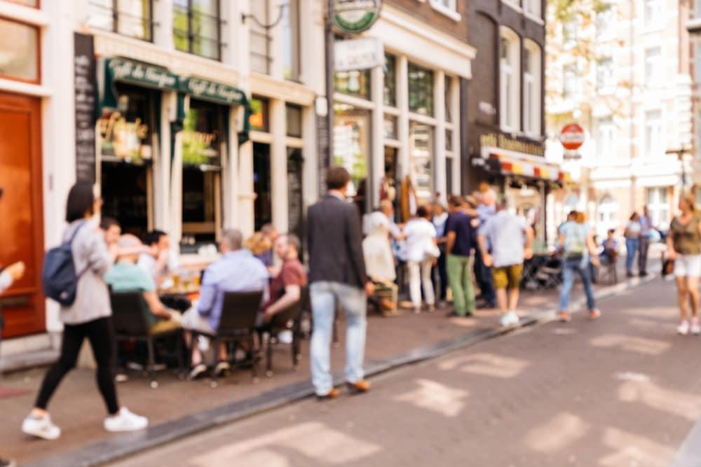 Caféliv - Amsterdam i Holland