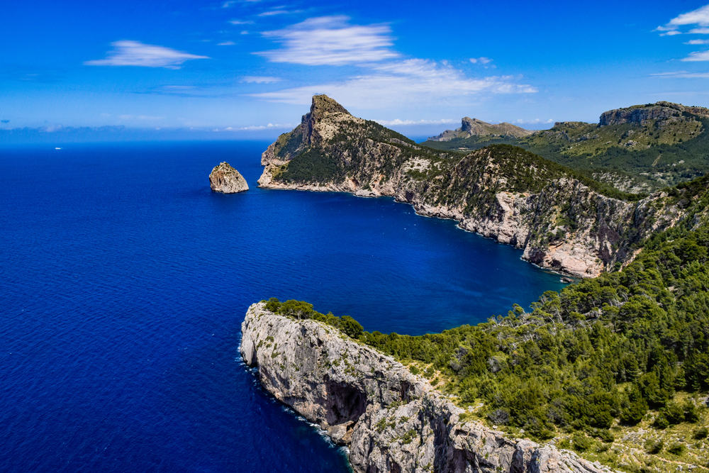 Cap Fomentor - Mallorca i Spanien