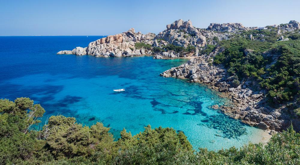 Capo Testa - Sardinien i Italien