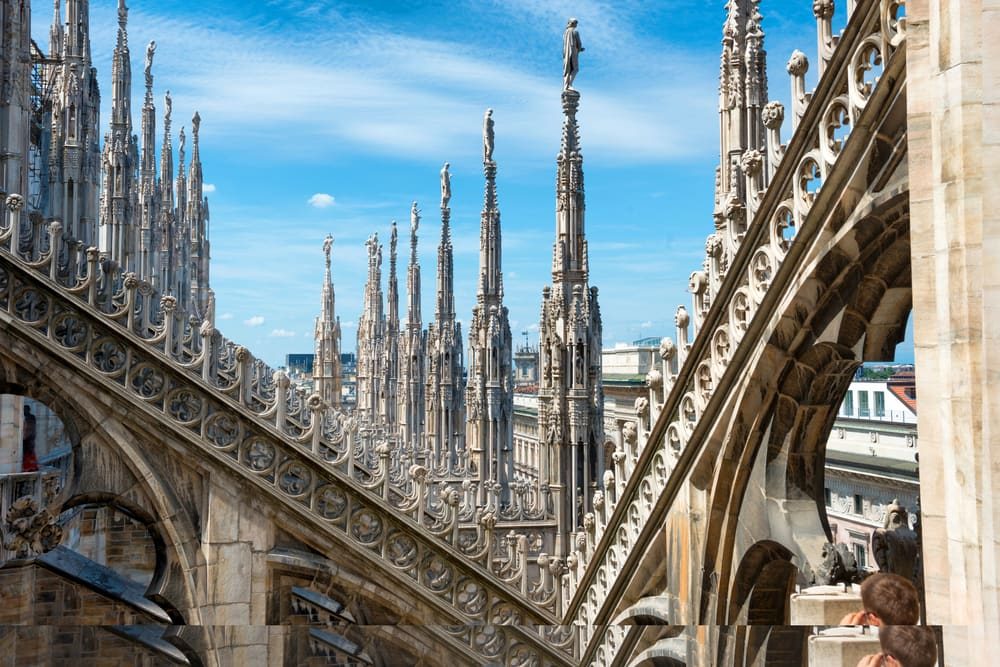 Duomo di Milano - Milano i Italien