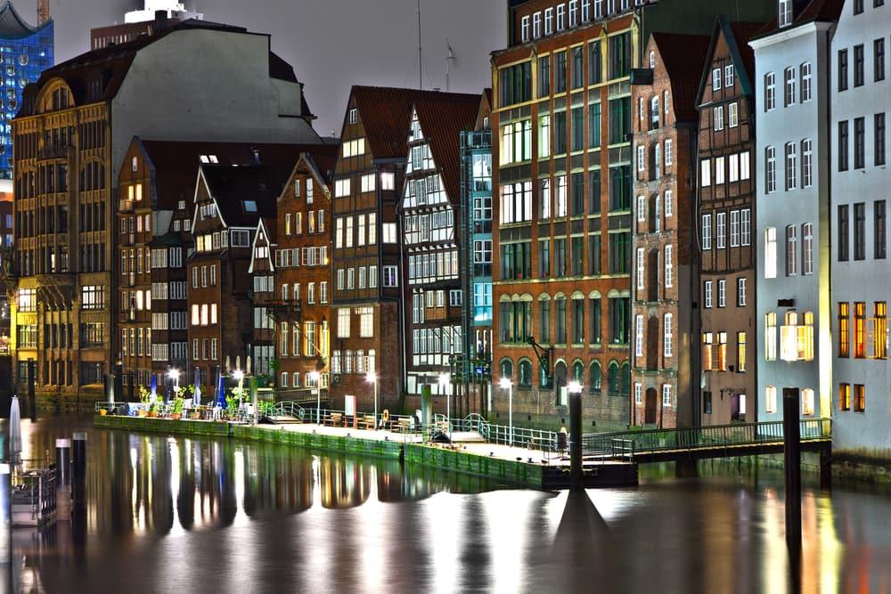 Hamburg i efterårsferien 2016