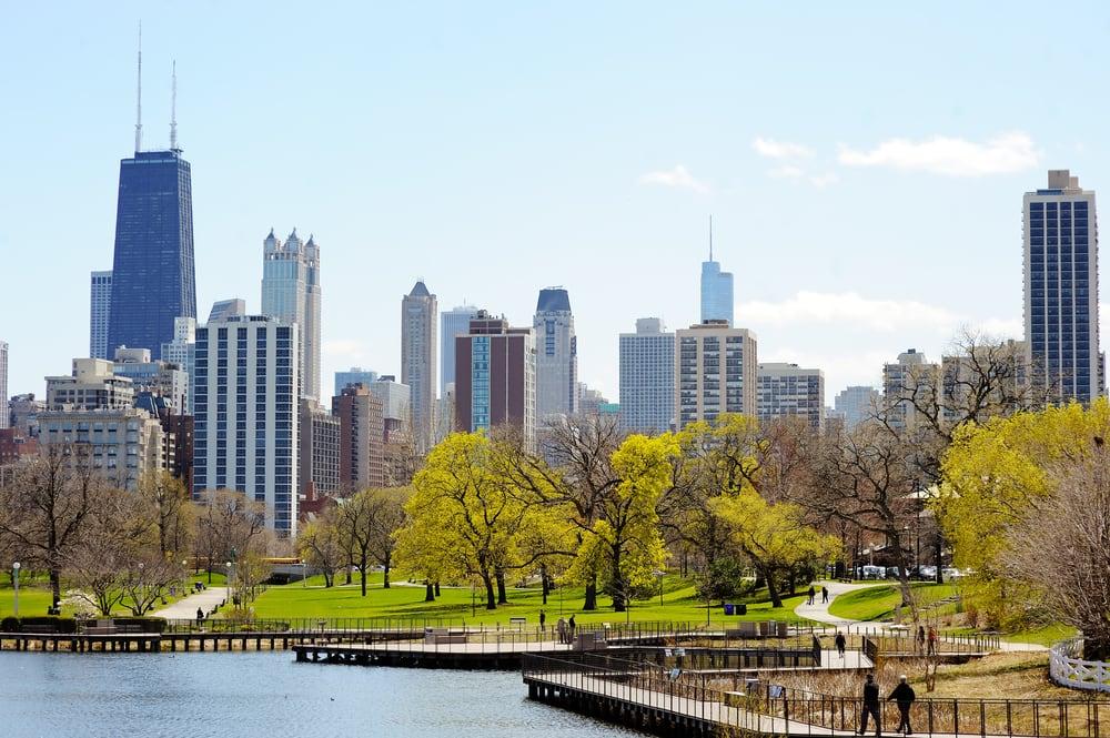 Lincoln Park - Chicago i Illinois