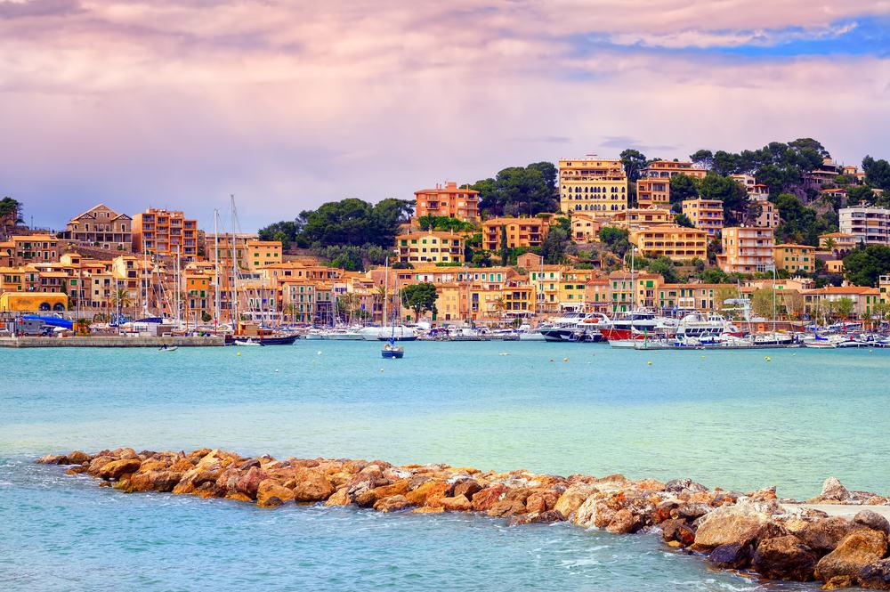 Puerto Soller - Mallorca i Spanien