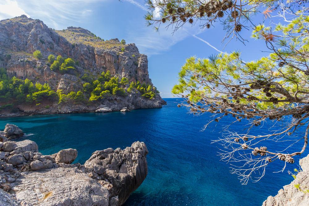 Sa Calobra - Mallorca i Spanien