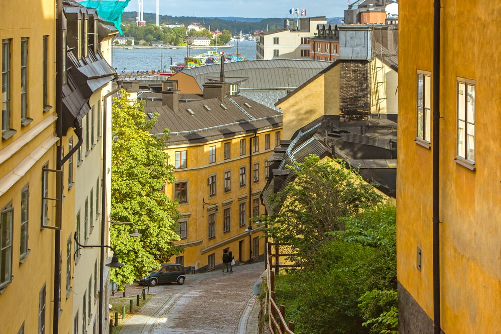 Stockholm i Sverige