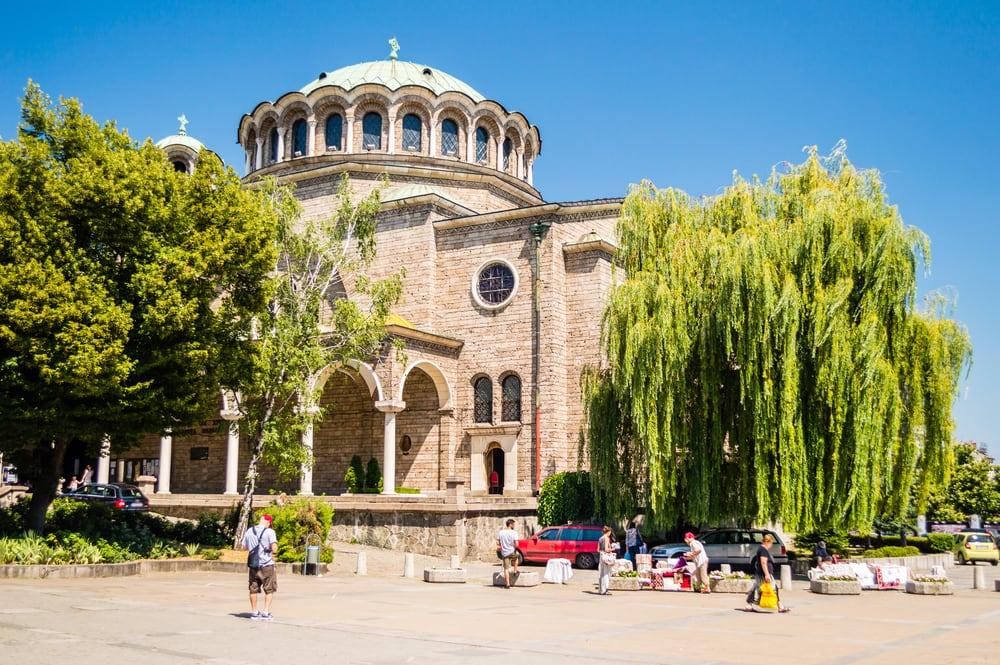 Sveta Nedelya - Sofia i Bulgarien