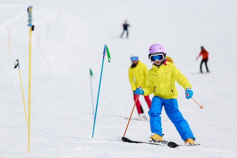 Stå på ski i Wittenburg i efterårsferien