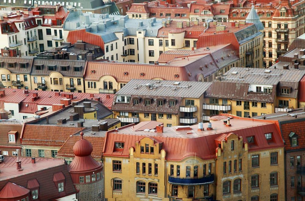 Göteborg i Sverige