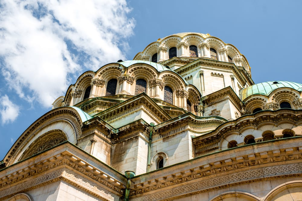 St. Alexander Nevsky - Sofia i Bulgarien