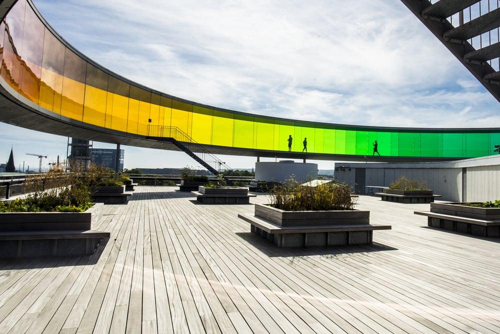 Aros Kunstmuseum i Aarhus