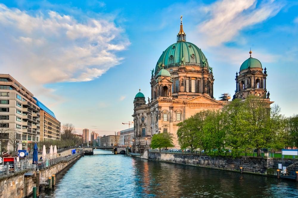 Katedral - Berlin i Tyskland